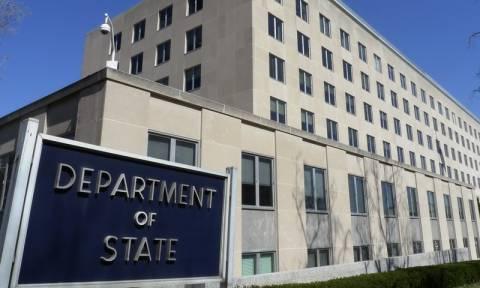 «Οι ΗΠΑ διαθέτουν πληροφορίες ότι ρωσικά αεροσκάφη βομβάρδισαν ένα νοσοκομείο στη Συρία»