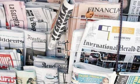 Athens Newspapers Headlines (30/10/2015)