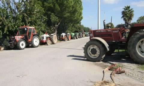 Ημαθία: Αποχωρούν από το μπλόκο της Κουλούρας οι αγρότες