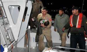 Τουρκία: Τέσσερα παιδάκια νεκρά σε νέο ναυάγιο σκάφους...