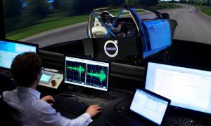 Volvo: Εξομοιωτής πλαισίου (photos)