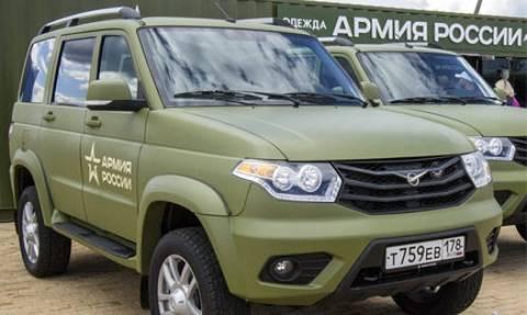 Patriot: Το νέο αυτοκίνητο για τον ρωσικό στρατό