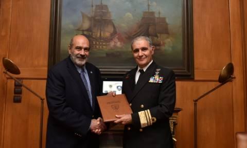 Συνεργασία Σχολής Ναυτικών Δοκίμων – Ελληνικών Αμυντικών Συστημάτων