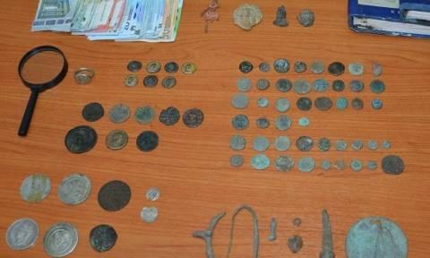 Συνελήφθη 30χρονος αρχαιοκάπηλος στη Βόνιτσα