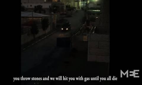 Βίντεο σοκ: «Θα σας ρίχνουμε αέρια μέχρι να πεθάνετε» - Βρέφος έχασε τη ζωή του από ασφυξία
