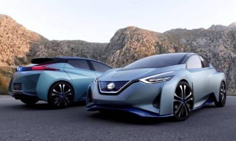 Nissan: Το εντυπωσιακό πρωτότυπο IDS Concept (photos)