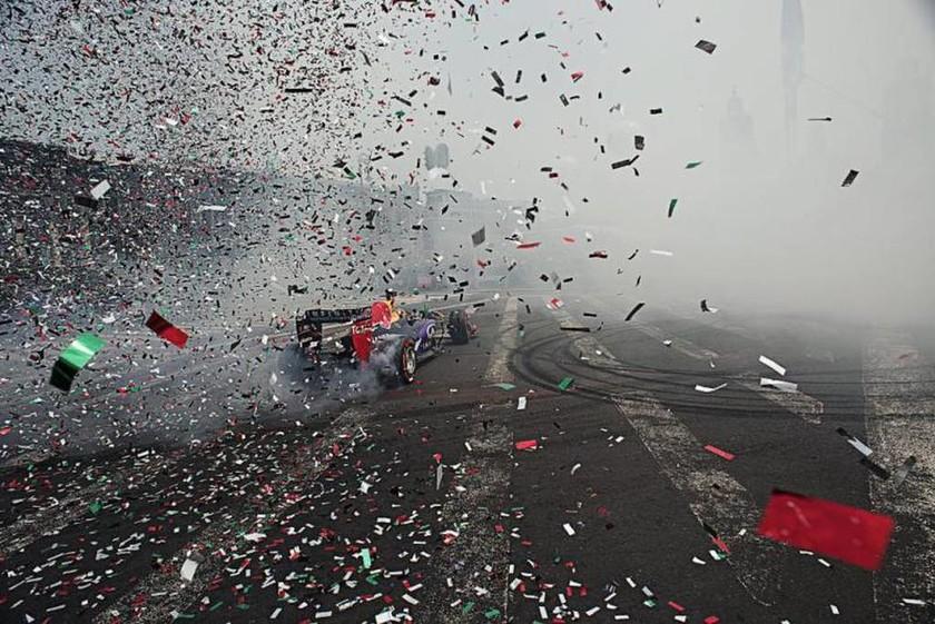 F1 Grand Prix Μεξικό: Επιστροφή μετά από 23 χρόνια