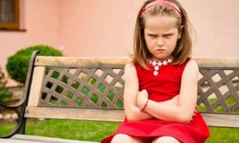 Πεισμώνει το παιδί σας συνέχεια  Δείτε πώς θα το αντιμετωπίσετε 5922adafa14