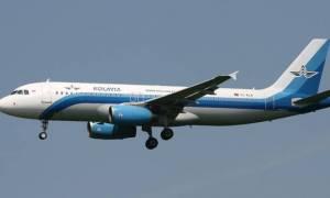 Κύπρος: H Πολιτική Αεροπορία διαψεύδει ότι το ρωσικό αεροσκάφος εισήλθε στον κυπριακό εναέριο χώρο