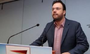 Θεοχαρόπουλος: Δεν αντέχει η κοινωνία άλλα μέτρα υπερφορολόγησης