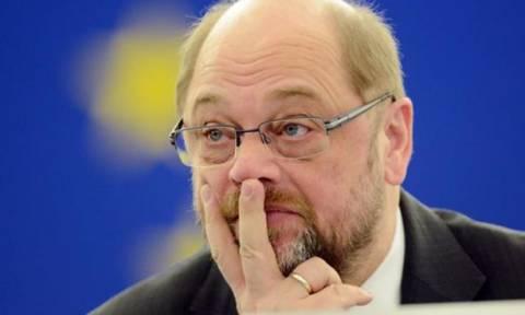 Σουλτς: Αναγκαιότητα το δίκαιο σύστημα κατανομής προσφύγων στην Ε.Ε.