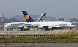 Συντριβή αεροσκάφους: Lufthansa και Air France σταματούν τις πτήσεις πάνω απο την χερσόνησο Σινά