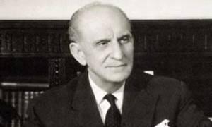 Σαν σήμερα το 1968 «έφυγε» ο Γεώργιος Παπανδρέου
