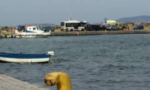Πανικός στο λιμάνι της Ρόδου με γυναίκα οδηγό – Δείτε πού κατέληξε (photos)