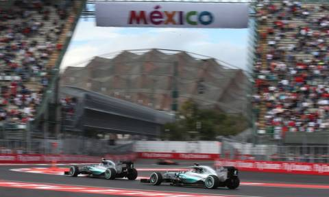F1 Grand Prix Μεξικό: Ο Rosberg από την pole position (photos)