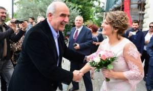 Μεϊμαράκης... ακάλεστος σε γάμο