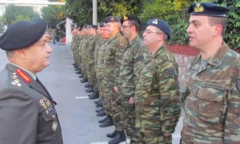Επίσκεψη Α/ΓΕΣ στην 2η μεραρχία πεζικού