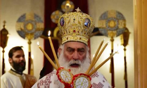 Ο Σιατίστης Παύλος στην Μητρόπολη Αργολίδος