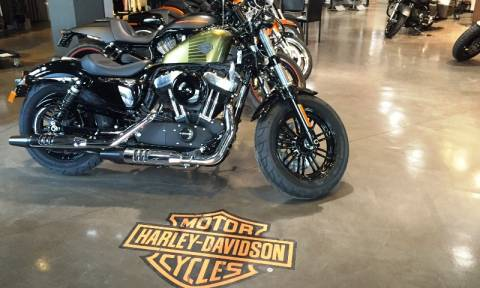 Harley Davidson: Με ανανεωμένη και δυνατή γκάμα (photos)