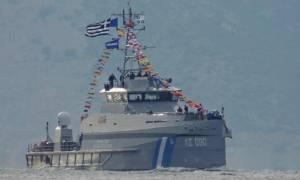 Νέο περιπολικό ανοιχτής θάλασσας του λιμενικού