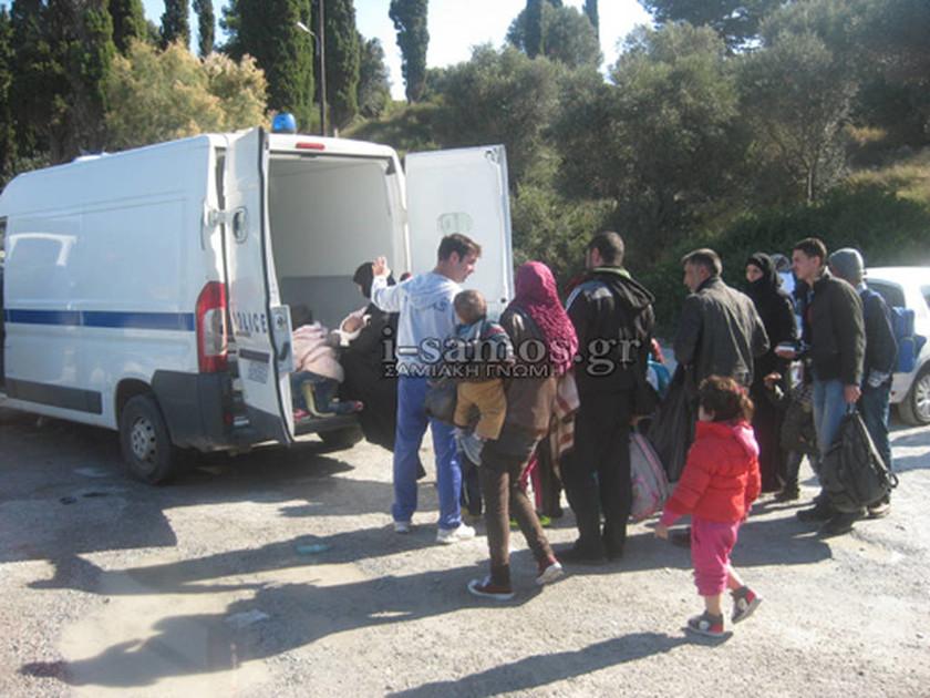 Σάμος: 6 μικρά παιδιά ανάμεσα στα θύματα του ναυαγίου (vid&pics)