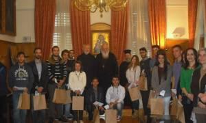 Οικονομική βοήθεια σε φοιτητές από την Αρχιεπισκοπή
