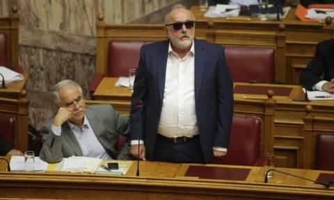 Κουρουμπλής: Κάτω από 1.300-1.500 ευρώ να μην κοπεί καμία σύνταξη