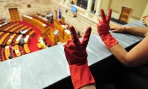 Πρόσληψη 165 καθαριστριών στο υπουργείο Οικονομικών