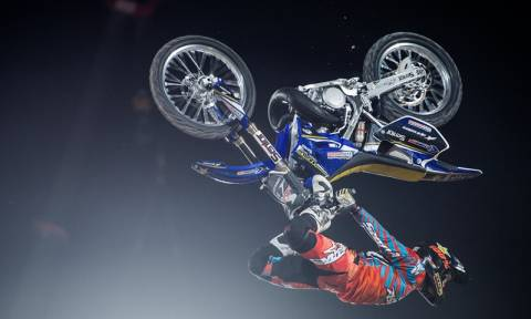 Red Bull X-Fighters Abu Dhabi: Νικητής ο Clinton Moore (Photos)