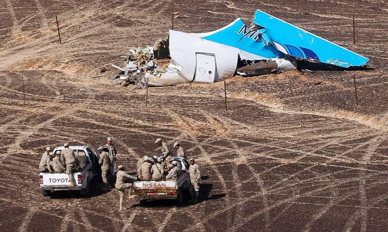 Όλες οι ενδείξεις δείχνουν ότι το ρωσικό Airbus ανατινάχθηκε από βόμβα
