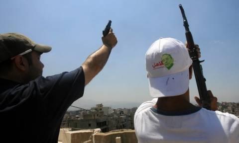 Οκτώ νεκροί σε ανταλλαγή πυρών στη Βηρυτό