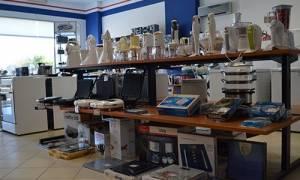 Ξάνθη: Άγνωστοι «άδειασαν» αποθήκη ηλεκτρικών ειδών