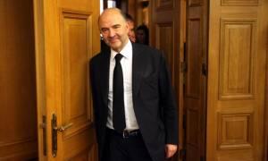 Ο Μοσκοβισί στην Αθήνα - Ορθάνοιχτη η αξιολόγηση, δέσμη προτάσεων στο τραπέζι