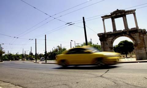 Κανονικά θα κινηθούν τα ταξί στις 12 Νοεμβρίου, ημέρα της γενικής απεργίας