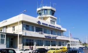 ΟΣΥΠΑ: Συμβολική κατάληψη αεροδρομίου Μυτιλήνης