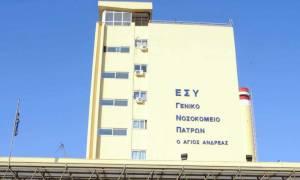 Πάτρα: Άστεγοι βρίσκουν καταφύγιο στο νοσοκομείο «Άγιος Ανδρέας»