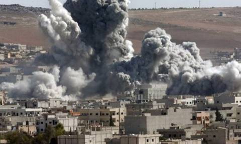 Συρία: Τουλάχιστον 23 νεκροί, ανάμεσά τους 13 μαχητές του ΙΚ