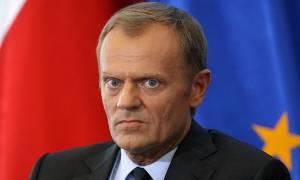 Τουσκ: Διατήρηση της ζώνης Σένγκεν πάση θυσία – Σύνοδος κορυφής για το μεταναστευτικό στις 12/11