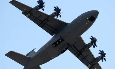Συντριβή εμπορικού αεροσκάφους στο Σουδάν