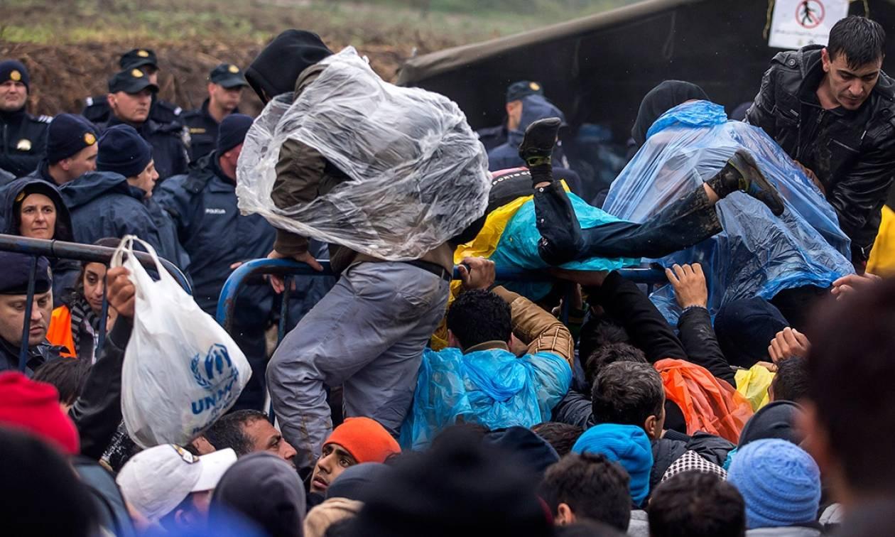 Σλοβενία: Εξετάζεται η τοποθέτηση φράχτη στα σύνορα με την Κροατία