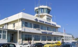 Ανεστάλη η κατάληψη του αεροδρομίου της Μυτιλήνης