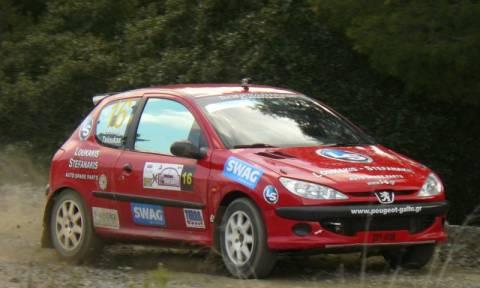 Παν. Πρωτάθλημα Ράλλυ: : Με 38 συμμετοχές το Rally Sprint Κορίνθου