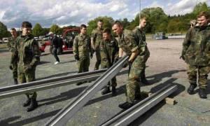 Κινητοποίηση 6.000 Γερμανών στρατιωτών για την υποδοχή προσφύγων