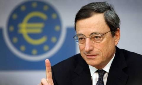 Ντράγκι: Να καταλήξουμε σε συμφωνία για την προστασία των καταθετών