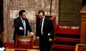 Επαφές Γεωργιάδη με τρεις πρώην πρωθυπουργούς
