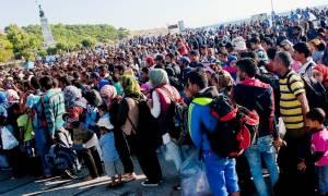 Εκρηκτική η κατάσταση στη Λέσβο: Πάνω από 15.000 πρόσφυγες αποκλεισμένοι στο λιμάνι