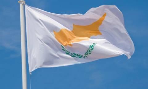 Η κυπριακή σημαία στο Κουσάντασι της Τουρκίας