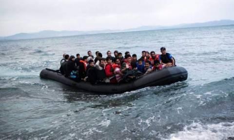 Λέσβος: Σύλληψη Τούρκων διακινητών και διάσωση 11 προσφύγων
