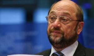 Μάρτιν Σουλτς: Δεν θα λυθεί σύντομα η προσφυγική κρίση