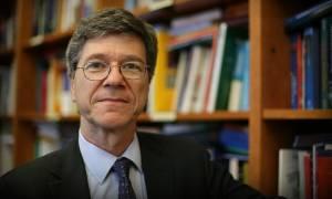 Τζέφρεϊ Σαξ: Η Ελλάδα χρειάζεται βαθιές μεταρρυθμίσεις με αντάλλαγμα την αναδιάρθρωση του χρέους